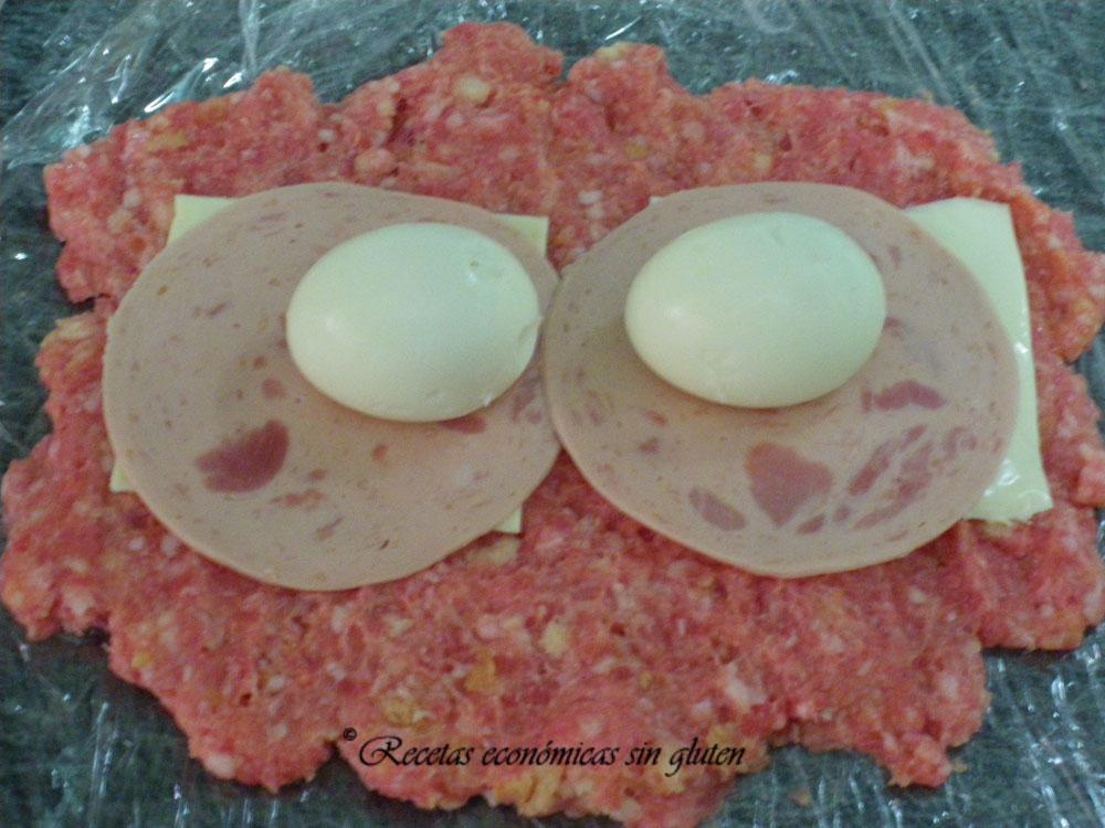 Rollo de carne en horno de convecci n cocina econ mica - Film para cocinar ...