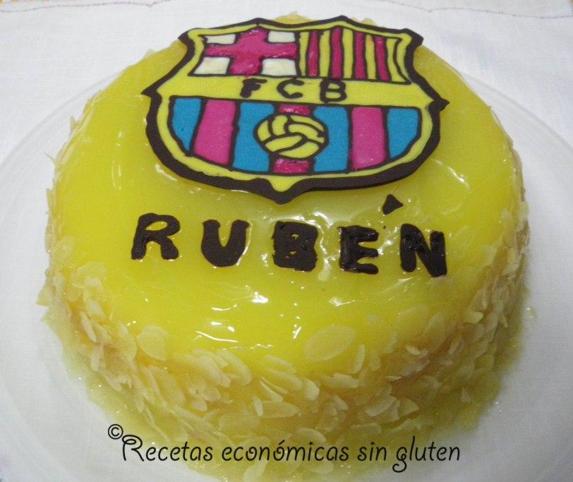Tarta del Barça3