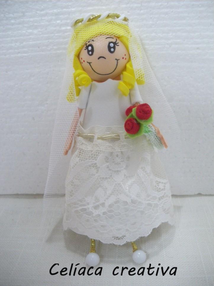 Broche novia