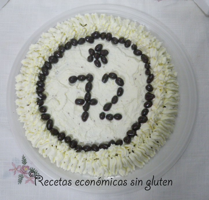 tarta 72 años